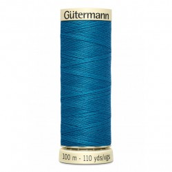 Gütermann filo blu (482)