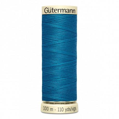 Gütermann sewing thread blue (482)