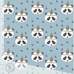 Elvelyckan Design - Panda sky blue