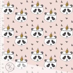 Elvelyckan Design - Panda pink