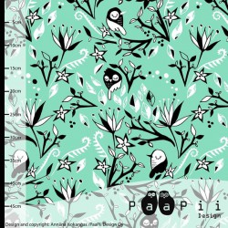 Paapii Design - Early birds mint