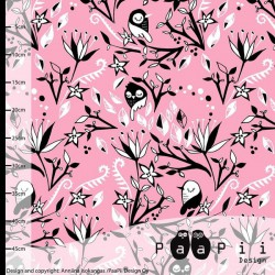 Paapii Design - Early birds light pink