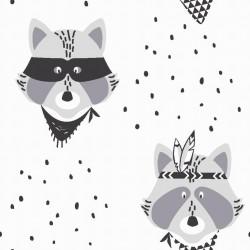 Jersey raccoons