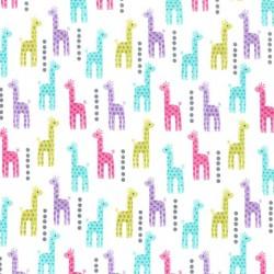Michael Miller - Girafes