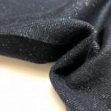 France Duval-Stalla - Bord côtes paillettes noir-or
