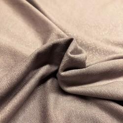France Duval-Stalla - Viscose jersey purple glitter