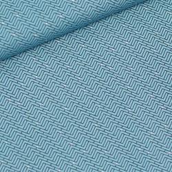 Soft Cactus - Mazing Maths - Bleu cristal - 80cm