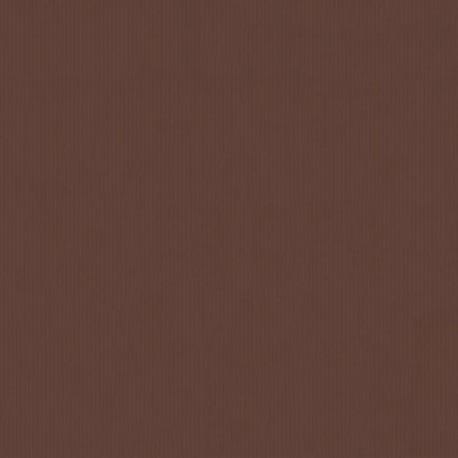 Velours côtelé brun