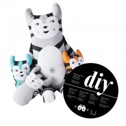 Paapii Design - Kit da cucito gatti