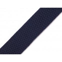 Sangle bleue - 24mm