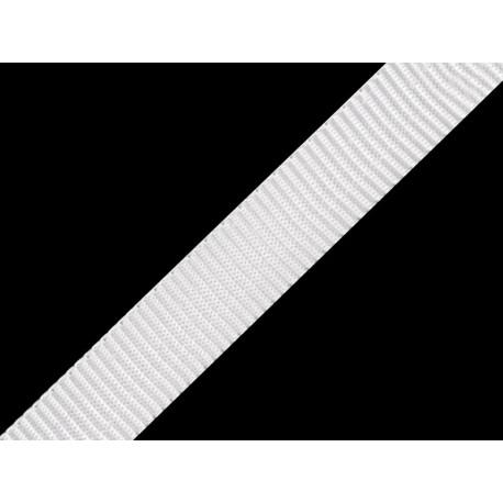 Strap white - 15mm