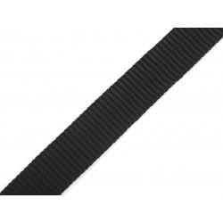 Strap black - 15mm
