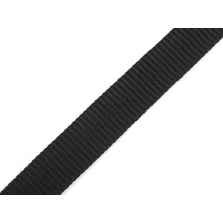 Sangle noire - 15mm