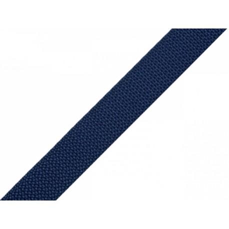 Sangle bleue - 15mm
