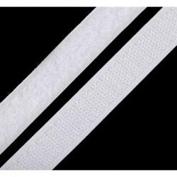 Velcro bianco - 16mm