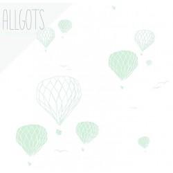 Allgots - Air Balloons - Mint - 56cm