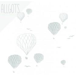 Allgots - Air Balloons - Grey - 135cm