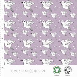 Elvelyckan Design - Hummingbird lilac