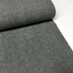 Coton-Lin marron - 129cm