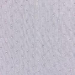 France Duval-Stalla - Plumetis gris - 100cm