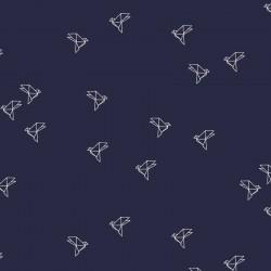 Atelier Brunette - Bye Bye Birdie navy
