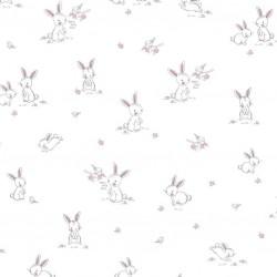 Popeline conigli