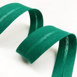 Biais uni vert