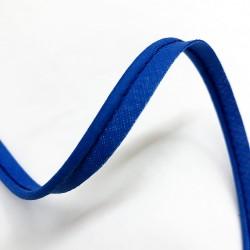 Passepoil uni bleu