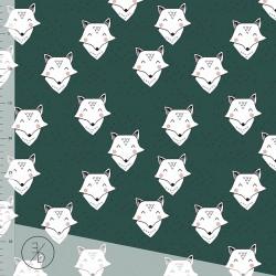 Elvelyckan Design - Foxy evergreen