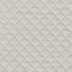 France Duval-Stalla - Jersey matelassé blanc