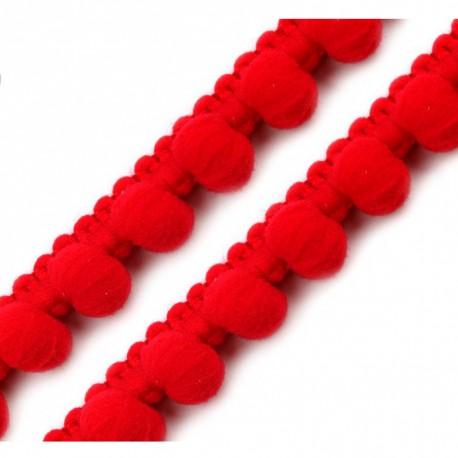 Pompons ribbon