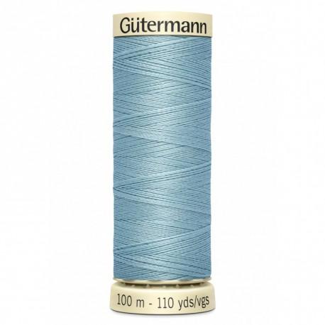 Gütermann sewing thread blue (71)