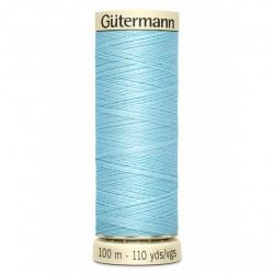 Gütermann sewing thread blue (195)
