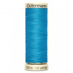 Fil Gütermann bleu (197)
