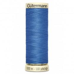 Fil Gütermann bleu (213)