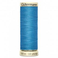 Fil Gütermann bleu (278)