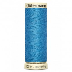 Gütermann sewing thread blue (278)