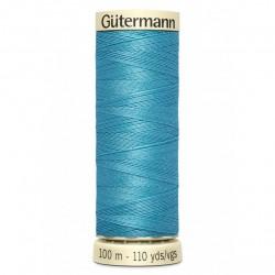 Fil Gütermann bleu (385)