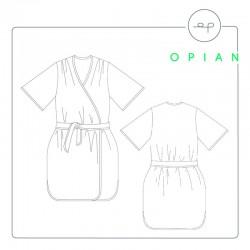 Opian - Peignoir Hérens