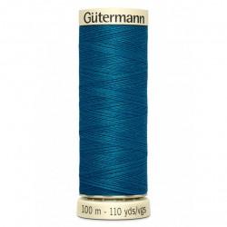 Fil Gütermann bleu (483)