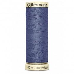 Fil Gütermann bleu (521)