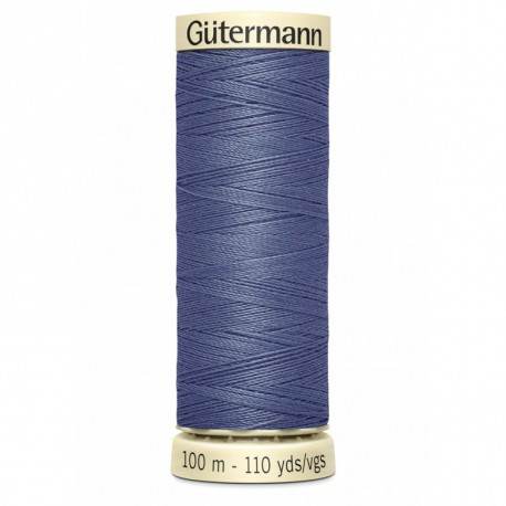 Gütermann sewing thread blue (521)