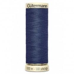 Fil Gütermann bleu (593)