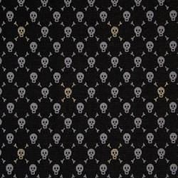 Jersey têtes de mort noires