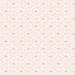 Coton géométrique doré