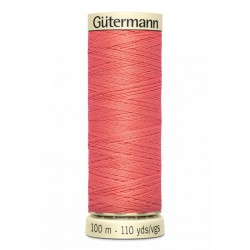 Gütermann sewing thread coral (896)