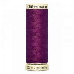 Gütermann sewing thread purple (912)