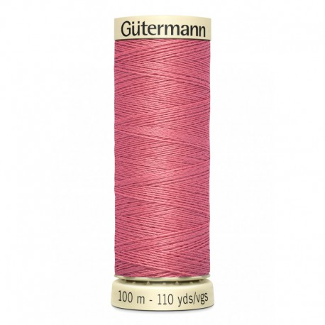 Gütermann sewing thread pink (984)