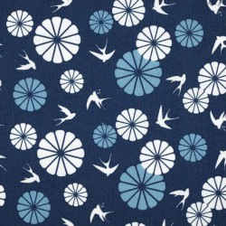 Japanese patterned cotton