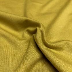 France Duval-Stalla - Viscose jersey glittery banana - 52cm